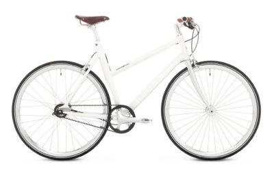 Schindelhauer Lotte 8-vaihteinen naisten pyörä -Kerman valkoinen
