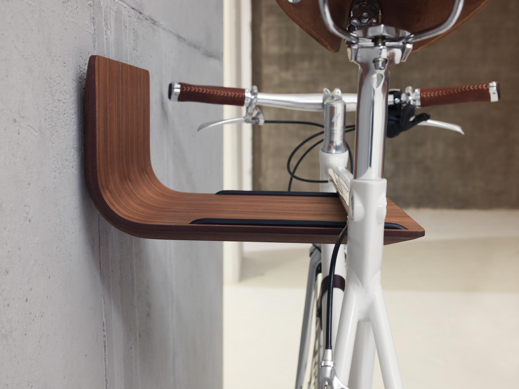 Schindelhauer pyörän seinäteline