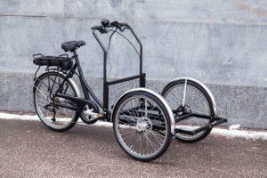 Christiania Bikes NoBox -sähköpyörä