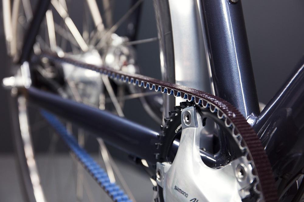 Schindelhauer Friedrich VIII - miesten pyörä, tummansininen