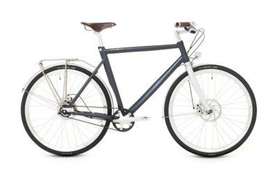 Schindelhauer Friedrich VIII – 8-vaihteinen miesten pyörä – tummansininen