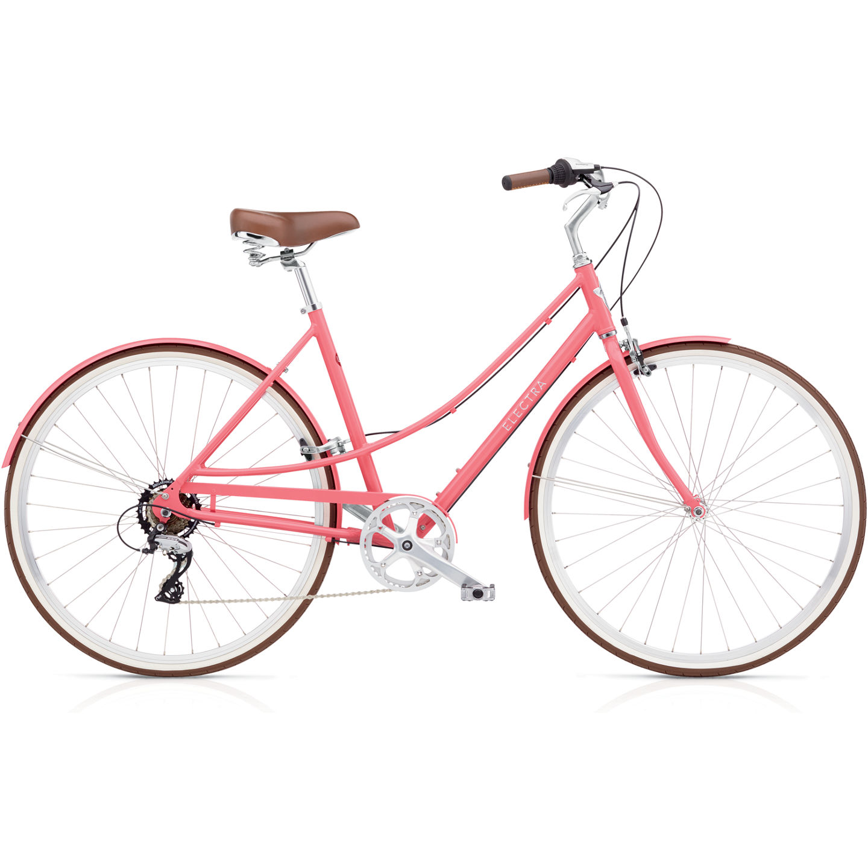 Electra Loft 7D naisten 7-vaihteinen pyörä- Pinkki