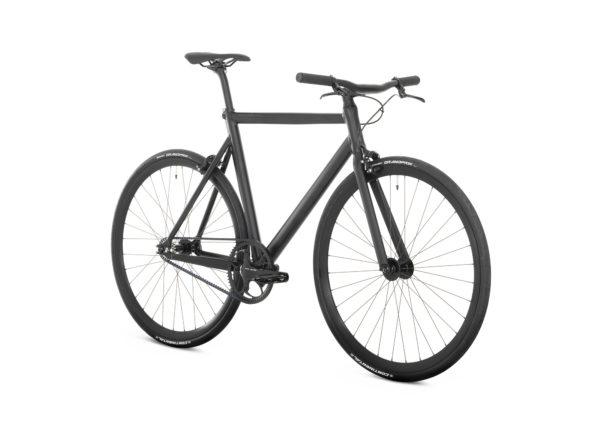 Schindelhauer Viktor yksivaihteinen miesten pyörä - Musta