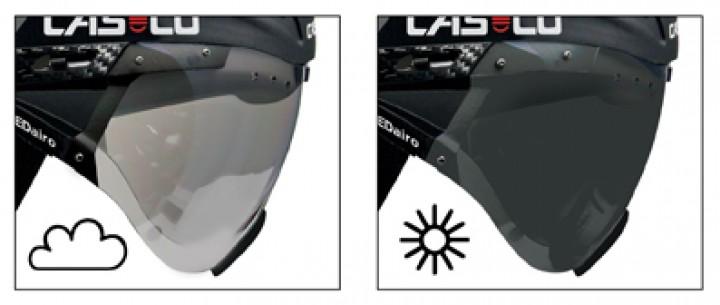 Casco Vautron Speedmask automaattinen ajovisiiri