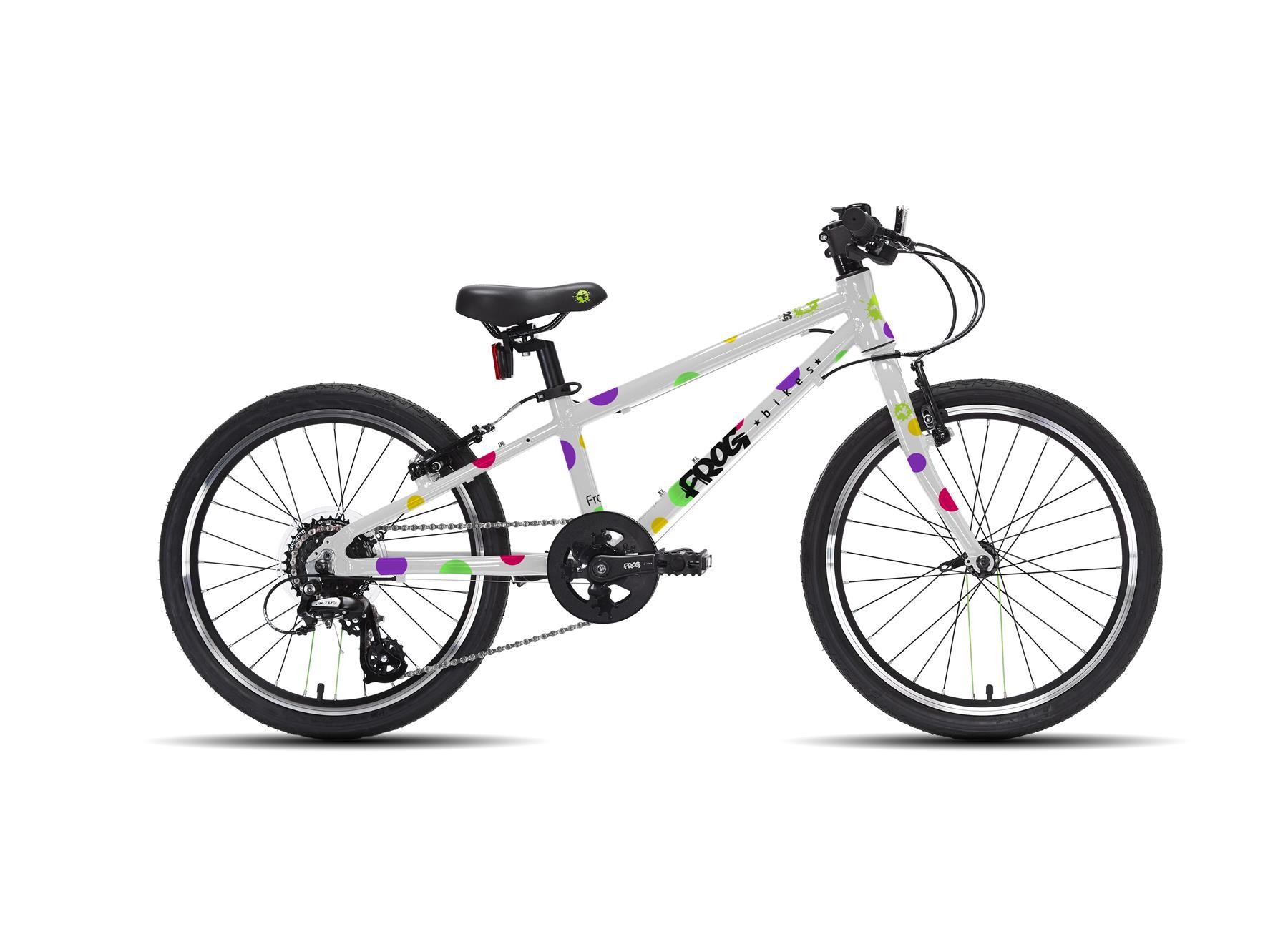 Frog Bikes 52 - Spotty