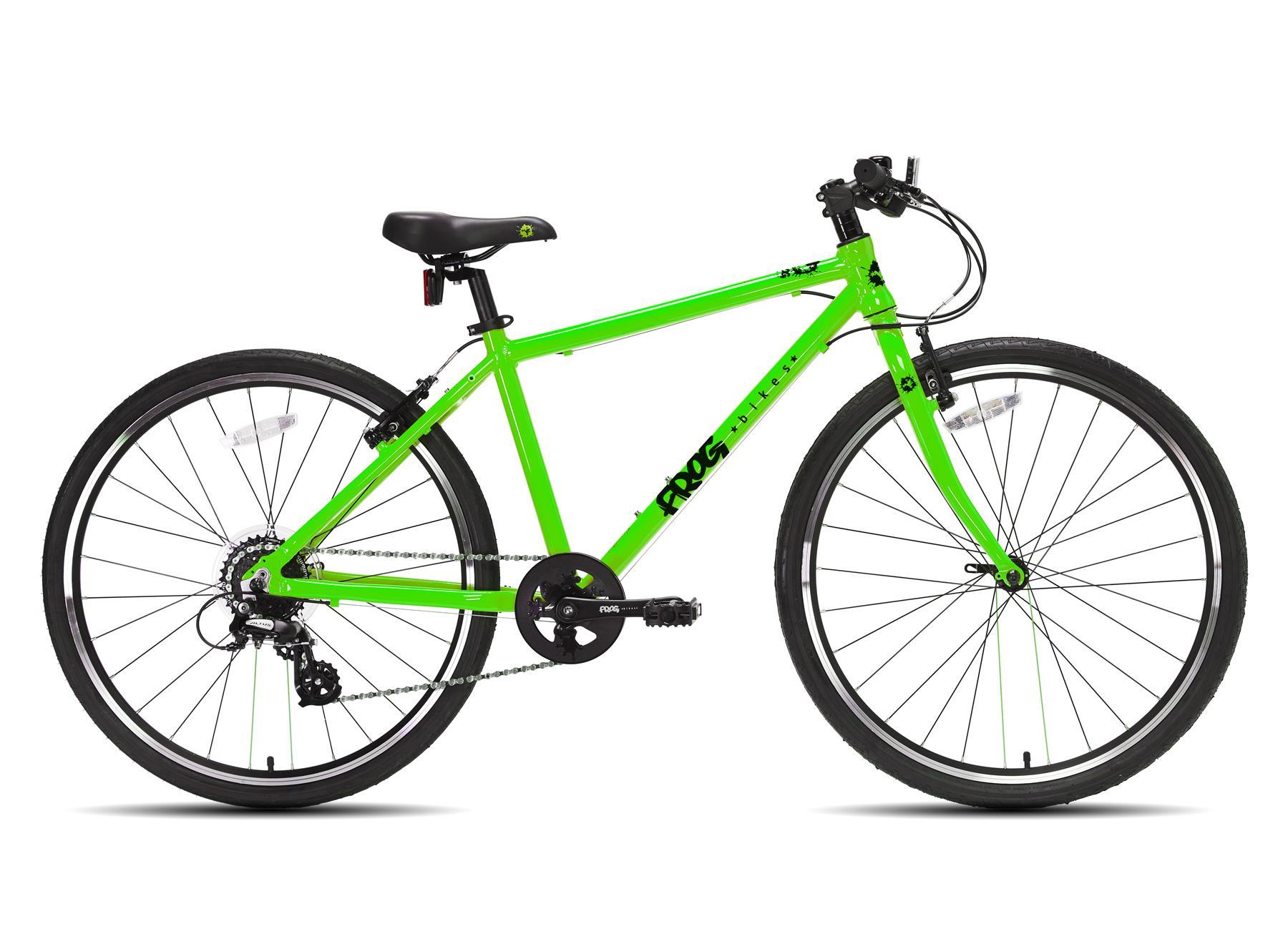 Frog Bikes 73 - Green