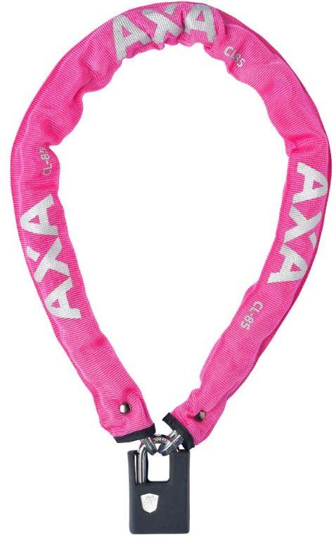 Axa Clinch Soft ketjulukko - Pinkki