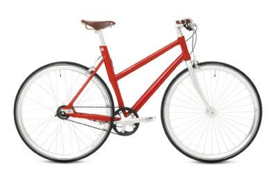 Schindelhauer Lotte 8-vaihteinen naisten pyörä – Punainen