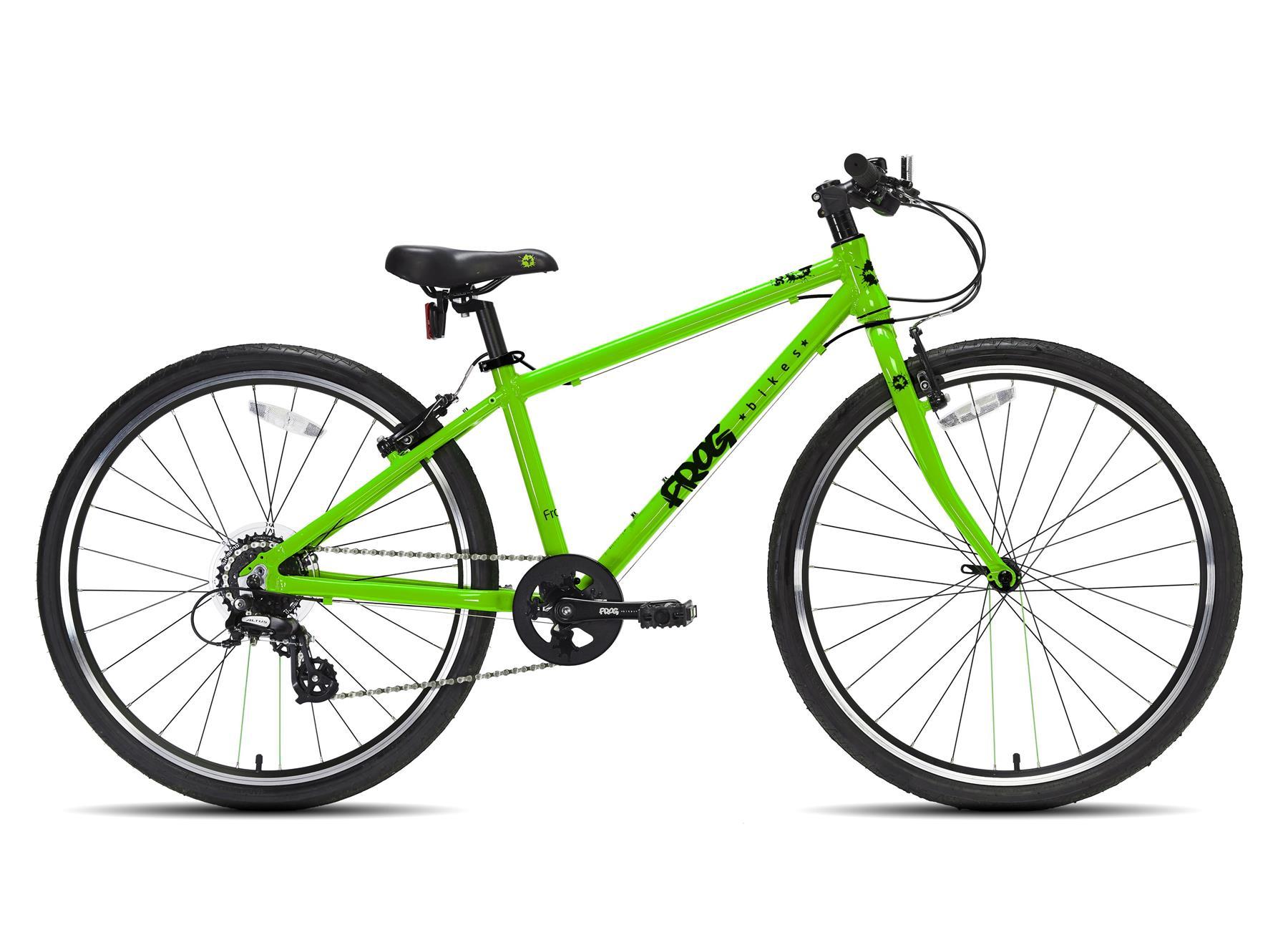Frog Bikes 69 - Vihreä