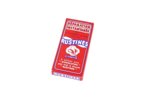 Rustines Patch Kit Box kumin paikkaussarja