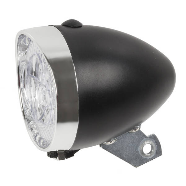 LED Etuvalo paristoilla