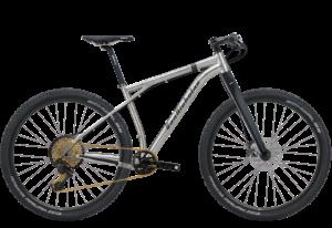 Van Nicholas Revelstoke titaaninen maastopyörä