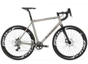 Van Nicholas Amazon Cross titaaninen cyclocross-pyörä