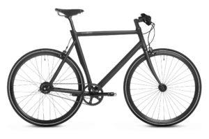 Schindelhauer Ludwig VIII - musta miesten pyörä