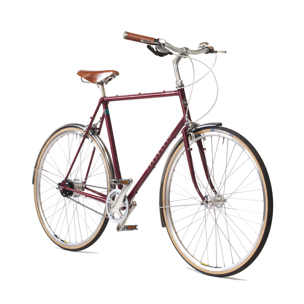 Pashley Countryman - Burgundy