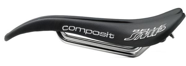 Selle SMP Composit argonominen MTB ja maantipyöräily satula - Musta