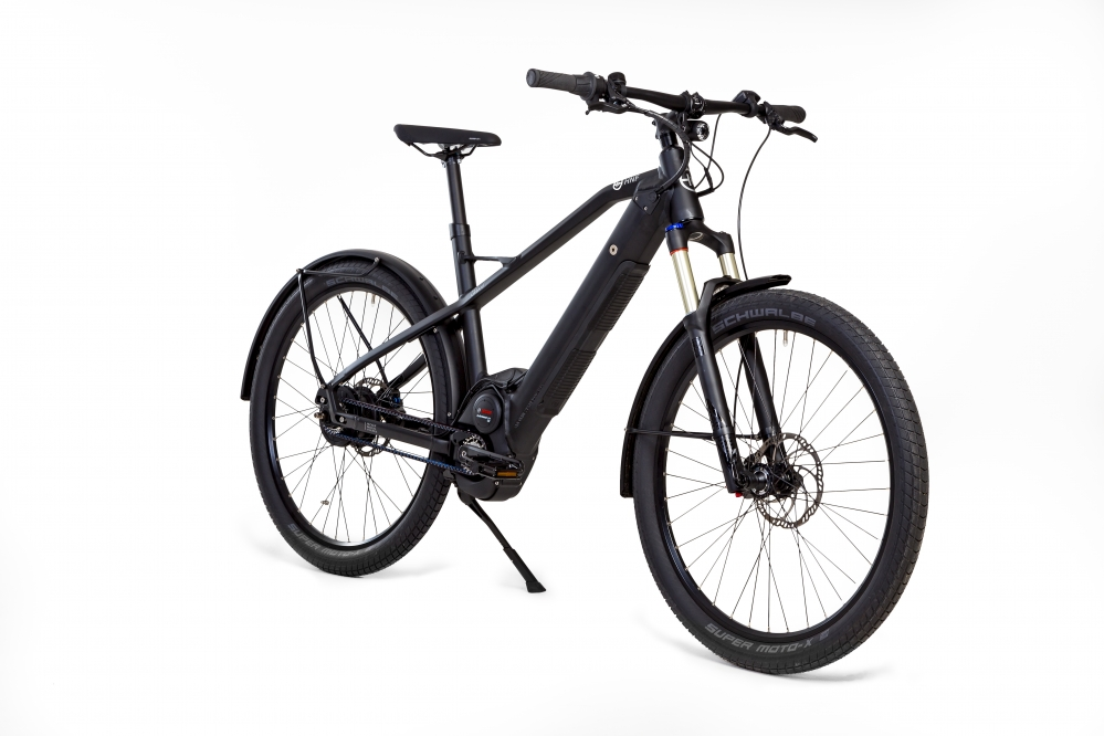 HNF-Nicolai XD2 Urban e-bike
