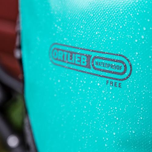 Ortlieb Back Roller Free vedenpitävä sivulaukku