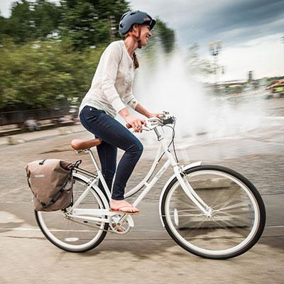 Ortlieb Urban Line Back Roller pyörälaukku