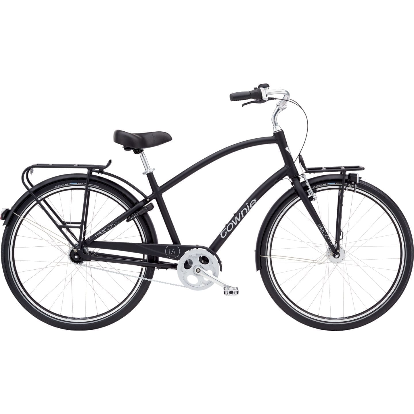Electra Townie Commute 7i EQ - Musta
