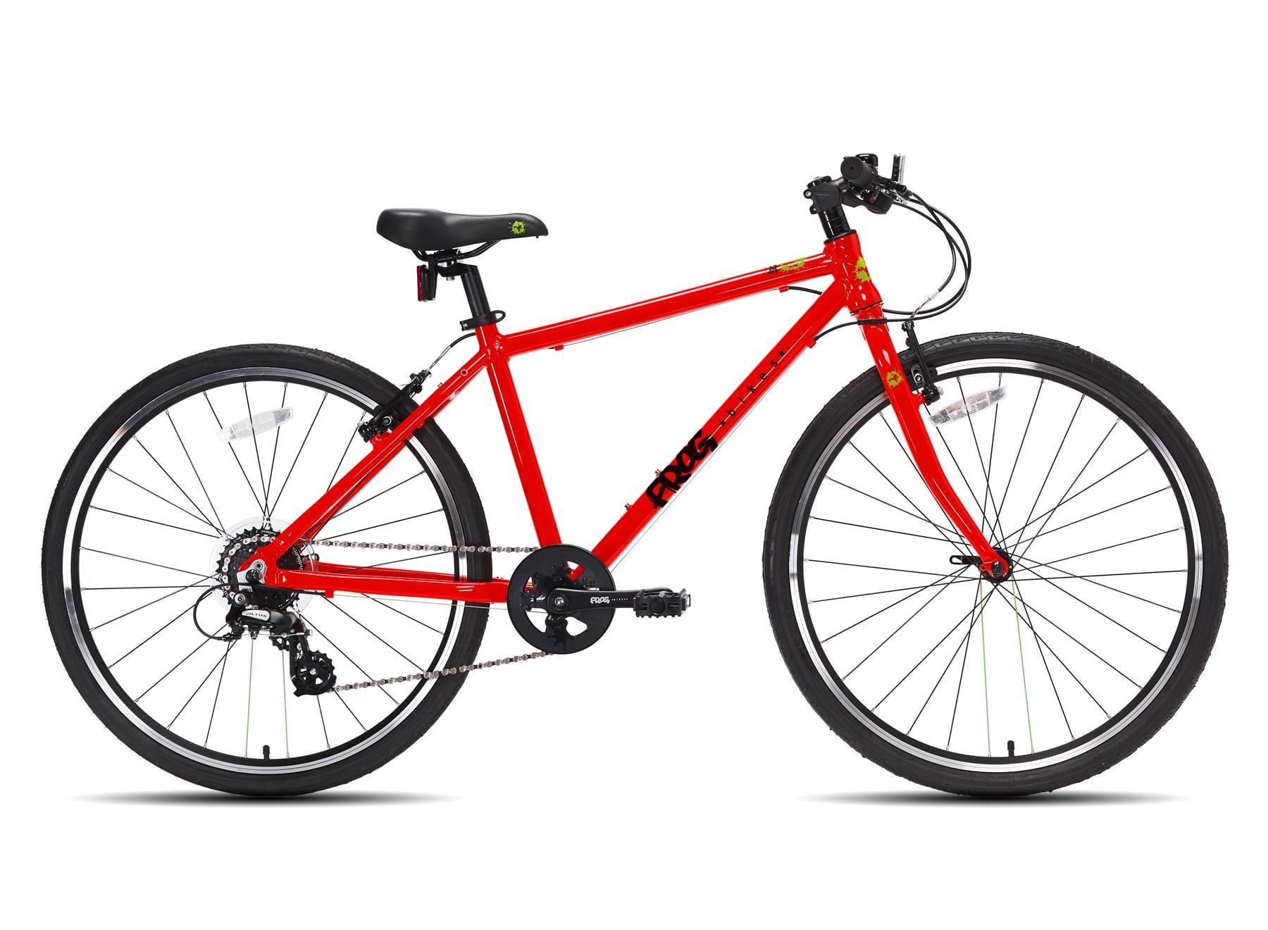 Frog Bikes 73 - Punainen