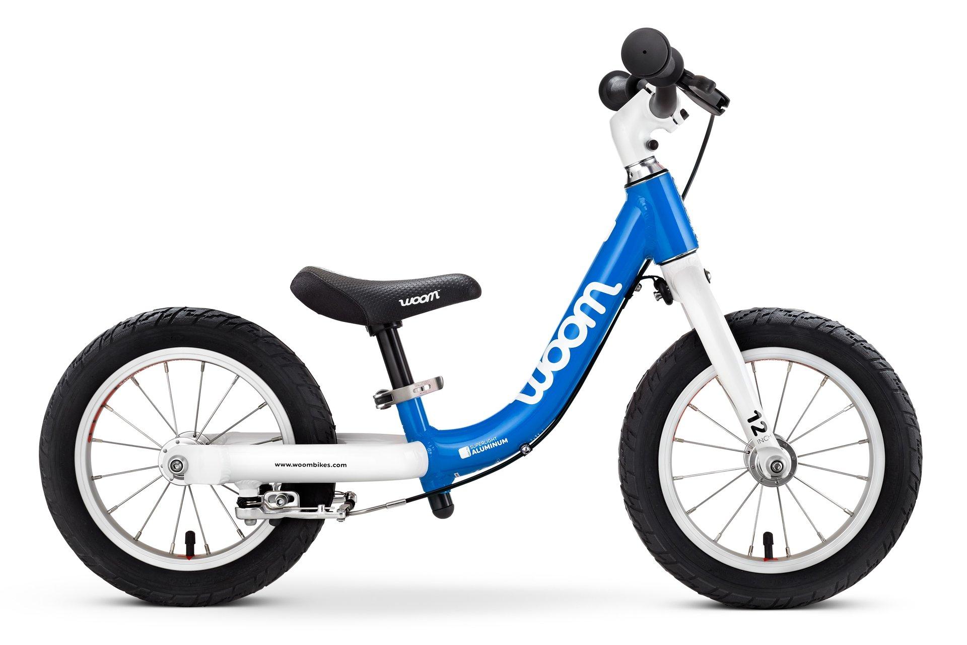 Woom 1 lasten potkupyörä  Sininen