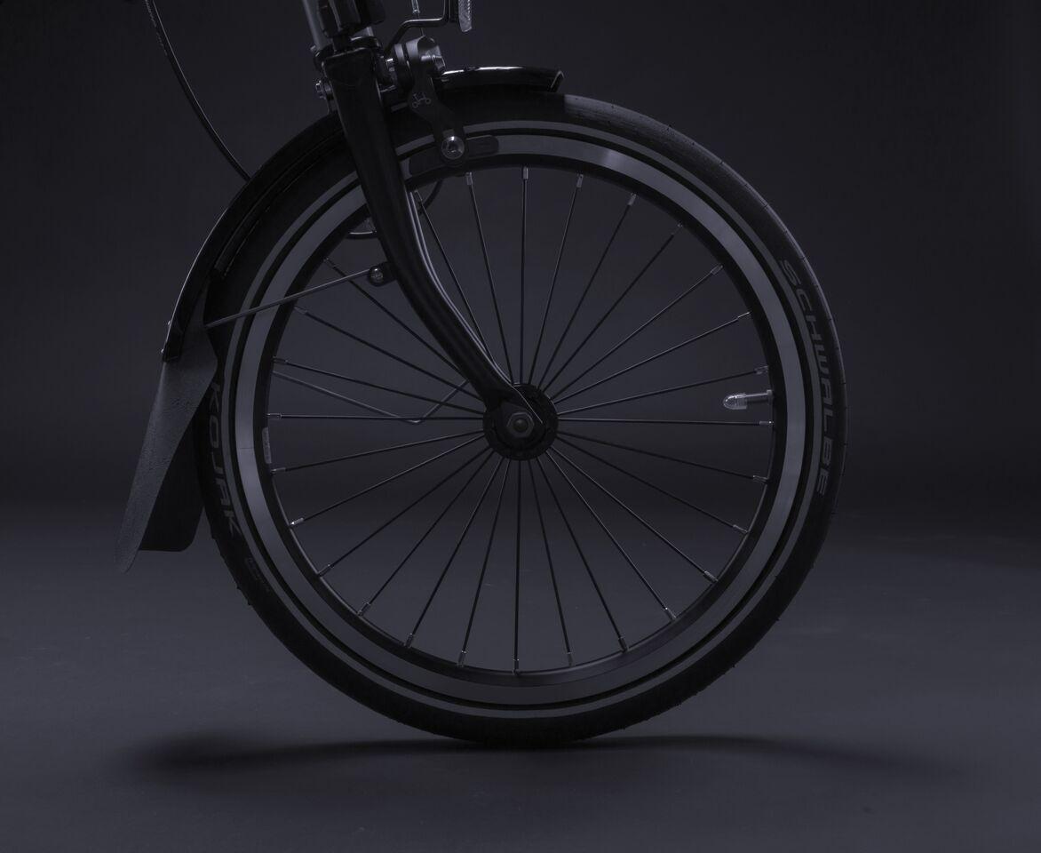 Brompton S6L Black Edition
