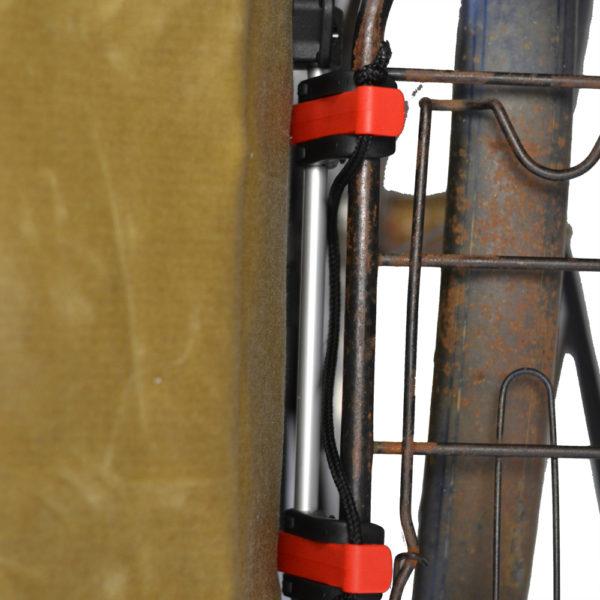Lumabag Urban pyöräilyreppu ja pyörälaukku