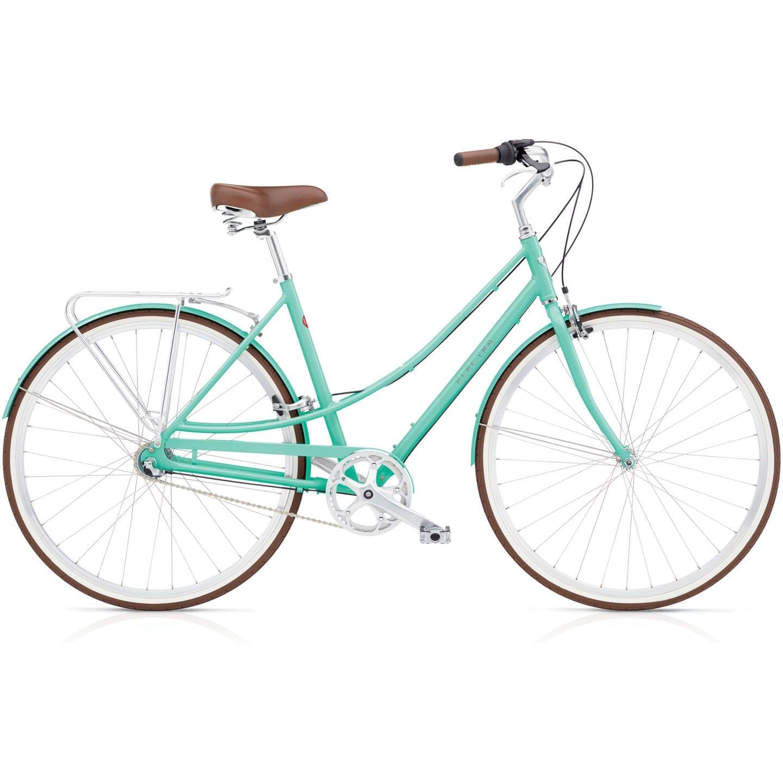 Electra Loft 3i naisten pyörä -Mint Mohito