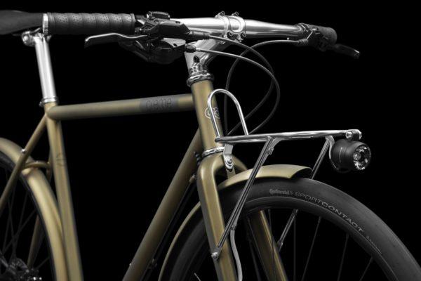 Creme Ristretto Lightning Bronze työmatkapyörä