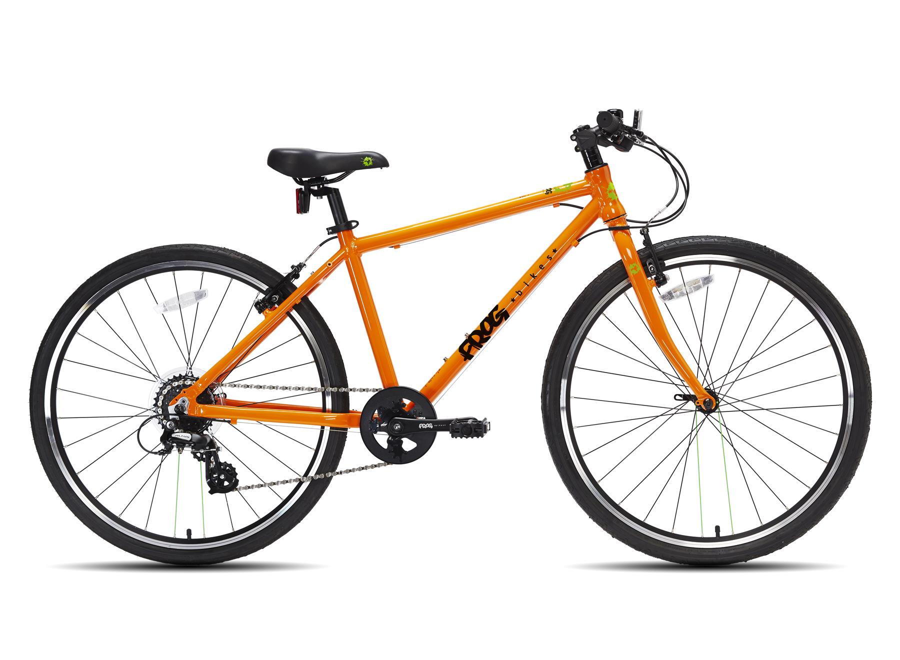 Frog Bikes 73 - Oranssi