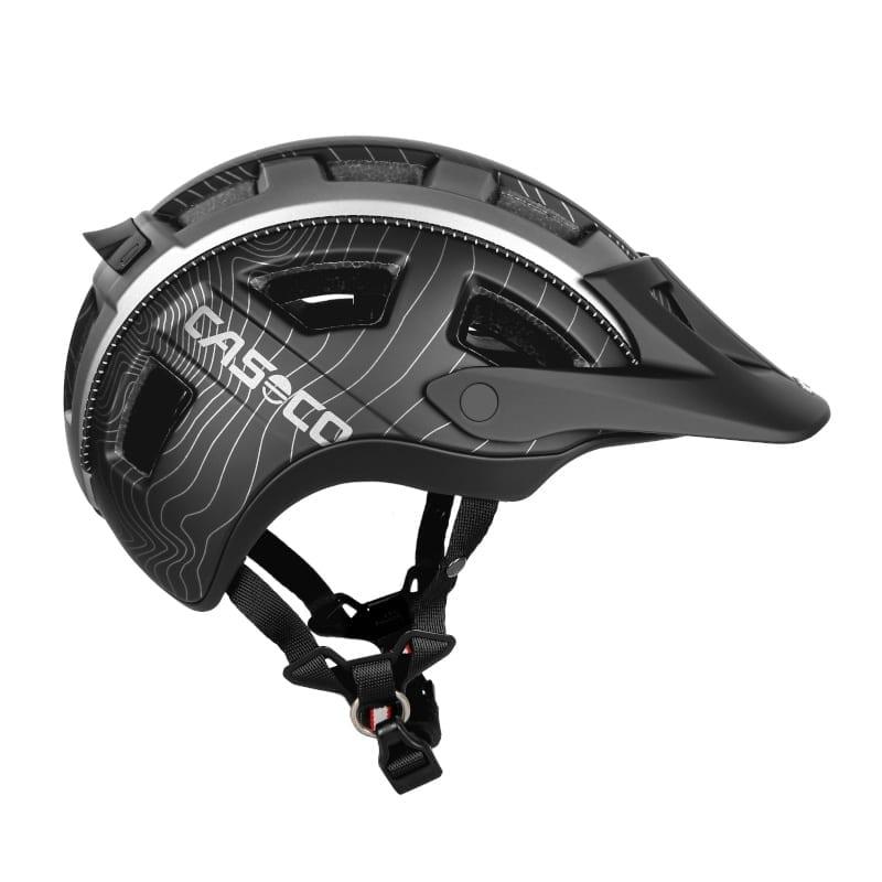Casco MTBE maatopyöräilykypärä - musta