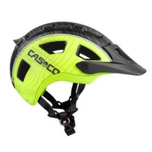 Casco MTBE maatopyöräilykypärä - musta-neon