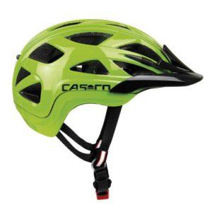 Casco Activ 2 Junior kypärä - Lime vihreä
