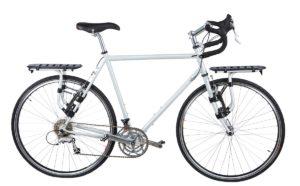 Thule Pack'n Pedal Tour Rack pyörän etu- ja takateline