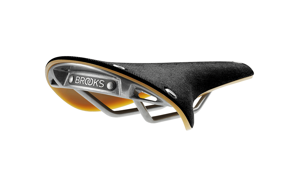 Brooks Cambium C17 satula - Musta/Natural