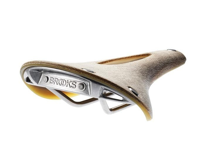 Brooks Cambium C17s carved satula - Natural