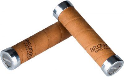 Brooks Slender nahkaiset gripit-Aged Ruskea 130-130