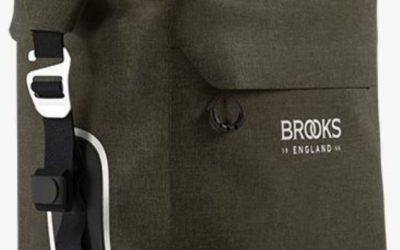 Brooks Scape Sivulaukku Pieni Mud Green – Vihreä