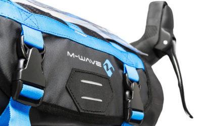 M-Wave Rough Ride Bikepacking vedenpitävä tankolaukku