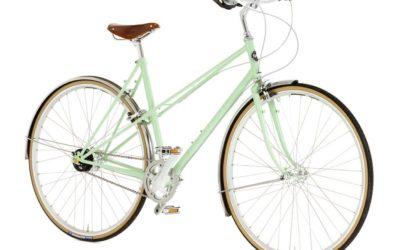 Pashley Aurora Naisten mixte pyörä – Vihreä