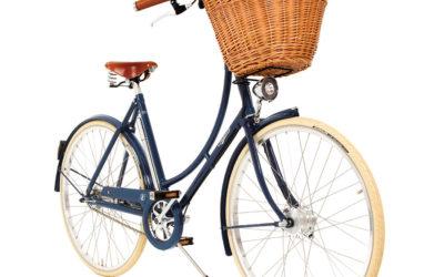 Pashley Britannia naisten 8-vaihteinen pyörä – sininen