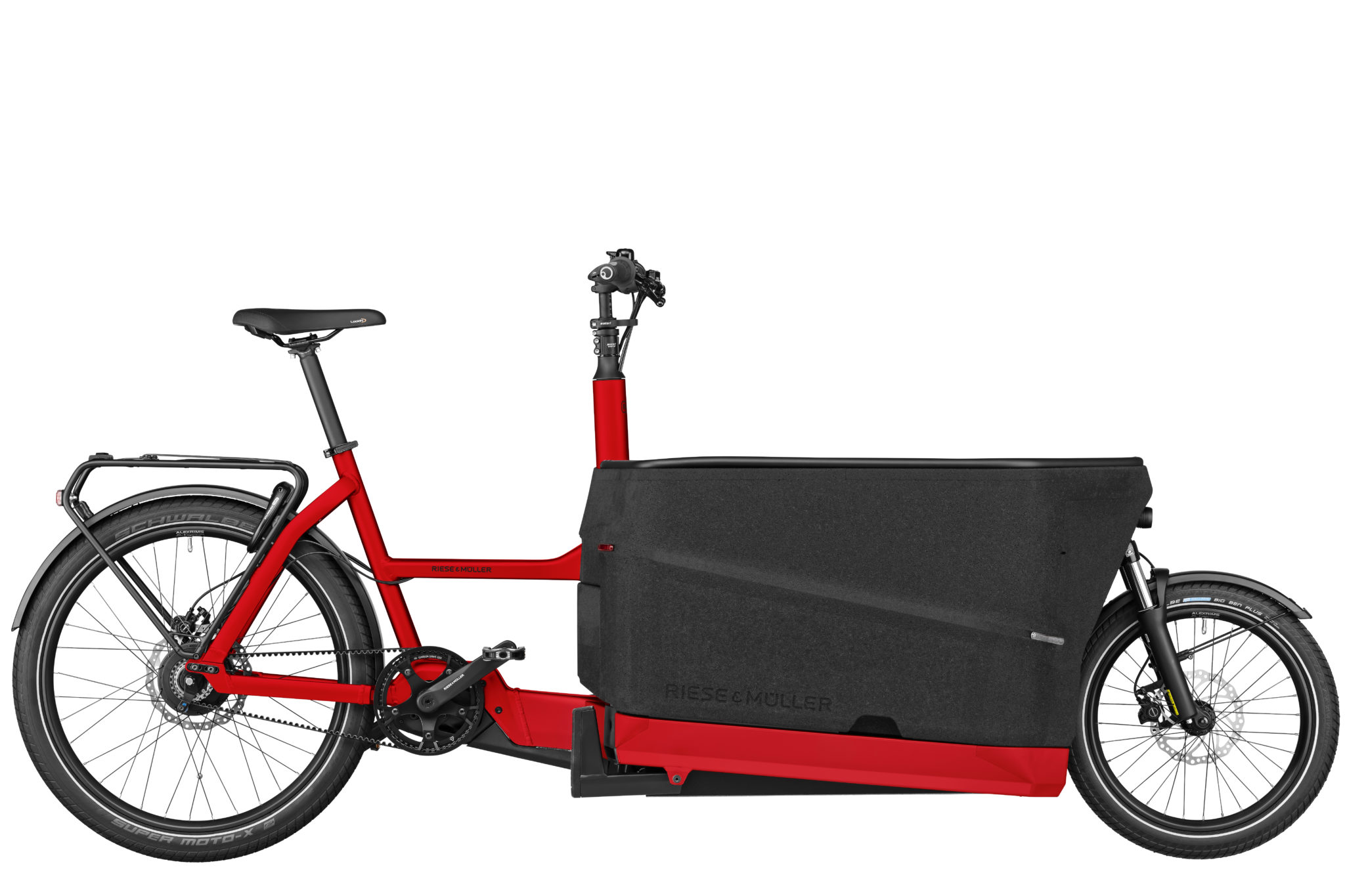 Packster 70 Vario Classic bike