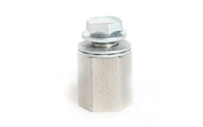 Thule Hitch lastenkuljetuskärryn Shimano adapteri